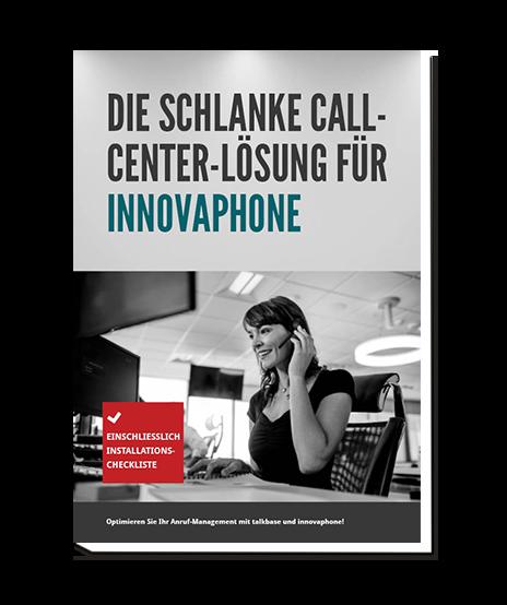 talkbase - die schlanke Call Center Lösung für innovaphone